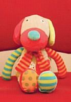 Basile, la peluche mascotte de la fondation Fnac Eveil & Jeux