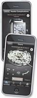 Phonevalley a conçu pour la marque Jaeger-Le-Coultre une application haut de gamme intégrant, entre autres des cours d'horlogerie.