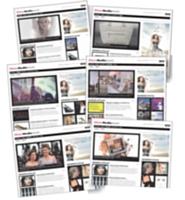 Devant la fragmentation des audiences, Glam Media propose de fédérer les contenus et les classe par catégorie.