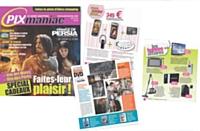 Pixmaniac est diffusé gratuitement depuis plus de trois ans, à 400 000 exemplaires.