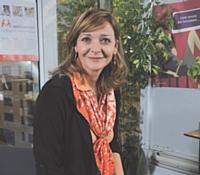 NATHALIE ANDRIEUX PRESIDENTE-DIRECTRICE GÉNÉRALE DE MEDIAPOST