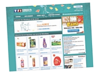 La plateforme multimarque TF1 Conso fidélise ses acheteurs grâce à des webcoupons.