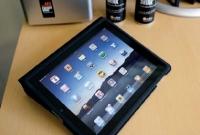 Fan de la dernière innovation d'Apple, Jérôme Toucheboeuf se sépare rarement de son iPad.