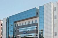 Le siège de Webhelp, à Rabat. La société française) a déjà monté dix centres d'appels au Maroc.