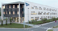 Le centre d'appels de Colombelles, près de Caen, a été inauguré en avril 2007.
