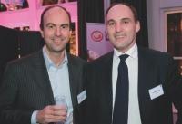 Arnaud Laporte-Weywada (Vertone) et Claude Charpin (e-TF1).