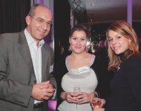 Didier Farge (SNCD), Claire Morel et Emilie Kovacs (Marketing Direct).