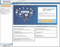 La plateforme Campaign Commander comprend la fonctionnalité «Partage avec mon réseau», qui permet d'échanger et de suivre les e-mails promotionnels et les newsletters sur les réseaux sociaux.