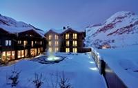 Le groupe Club Med propose aussi des séjours à la montagne, ici Val d'Isère.