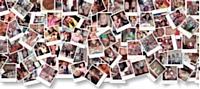 The Insiders invitent des consommateurs à devenir - ici en se photographiant des ambassadeurs de la marque.