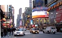 Globe-trotter dans l'âme, Yan Claeyssen apprécie particulièrement New York...