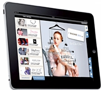 BazarChic dispose d'une interface épurée et adaptée à l'ensemble des utilisateurs de l'iPhone et d'iPad.