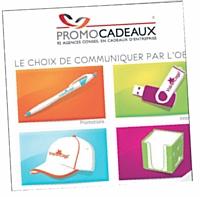 Promocadeaux édite deux catalogues par an.