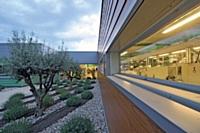 Les bâtiments de Pure Impression répondent aux normes HQE