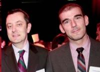 Thierry Spencer (Testntrust) et Patrick Russo (LaSer).