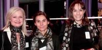 Dorothée Deleplanque-Bru (LaSer), Sophie Heller (ING Direct) et Emmanuelle Jasson (LaSer).