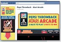 Pepsi remet le jeu Atari au goût du jour