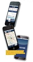 Pour promouvoir sa nouvelle application, Kiabi s'est appuyé sur tous ses canaux de communication, notamment sur son site de commerce en ligne.