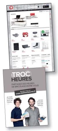 les cubes se d centralisent. Black Bedroom Furniture Sets. Home Design Ideas