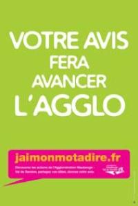 Le site Jaimon motadire permet d'impliquer les habitants dans la vie de leur agglomération.