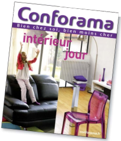 sophie mouillard directrice marketing de conforama notre. Black Bedroom Furniture Sets. Home Design Ideas