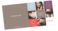 La nouvelle marque de lingerie RougeGorge a proposé un catalogue qui a séduit les consommatrices.