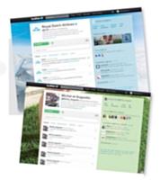 KLM compte plus de 167 000 abonnés et la marque Michel et Augustin 1 800 followers.!»