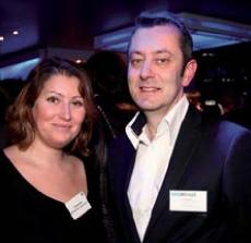Claire Morel (Editialis) et Thierry Spencer (TestnTrust).