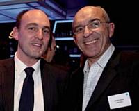 Claude Charpin (Fosbury) et Didier Farge (SNCD).