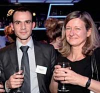 Thomas Valeau (Cyclocity) et Dominique Fèvre (Editialis).