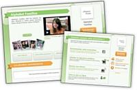 Mail for Good propose aux associations qui en font la demande de créer un mini site dédié.