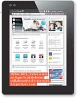 Début 2011, LaSer a mis en ligne la plateforme collaborative d'e-services, AtypicStore.com.