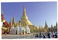 Le p-dg de Catalina France est fasciné par la Birmanie, qu'il a découverte l'an dernier.