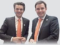 Charles Dolisy et Brendan Natral, Easiware « Cette édition nous a permis de rencontrer des projets qualifiés et de développer notre réseau de partenaires intégrateurs. Nous avons pu nous recentrer sur notre métier d'éditeur. Nous en avons également profité pour présenter notre outil CRM à destination des commerciaux. »
