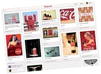 Pinterest fait la part belle aux visuels.