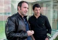 Jean Dujardin et Marc Lièvremont