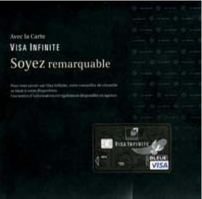 Carte Black Infinite Banque Populaire.Montee En Gamme A L Infinite