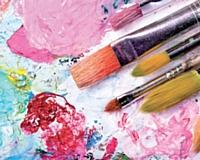ses préférence en matière d'art vont à la peinture.