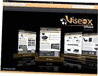Viseox a récemment fourni à ses commerciaux des iPad, équipés d'une application de présentation et de synchronisation des contenus textuels, audio et vidéo.