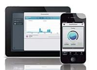 Les consommations relevées par la Butabox sont consultables! sur tablette et sur smartphone.