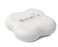 La Butabox se connecte à un boîtier ADSL. Elle mesure et gère à distance la consommation d'énergie domestique.