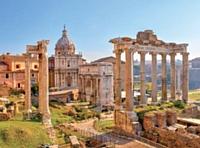 «Je suis amoureux de l'histoire ancienne, de l'Antiquité et de toutes les périodes fastes de l'Italie.»
