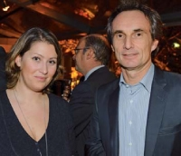 Claire Morel, Marketing Direct, et Cyrille Giraudat, directeur marketing du PMU.
