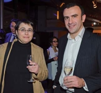 Florence Guernalec, Marketing Direct, et Nicolas Le Herissier, directeur marketing et communication de Houra.fr.
