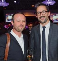 Johann Dupont, Publicis, et Antoine Duquesne, directeur marketing et numérique des Éditions Harlequin.