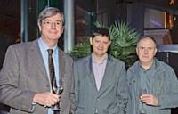 Christian Devambez, Soregraph, Bruno Barbier, Desbouis Grésil et Thierry Charliot, Imprimedia.