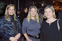 Alexandrine de Montera, SNCD, Stéphanie de la Roncière, directrice marketing de Corsairfly et Sandrine Diers, directrice marketing de France Loisirs