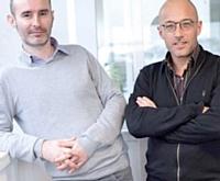 Denis Olivier (à gauche) et Jean-Paul Lieux ont créé Dolist en 2000.