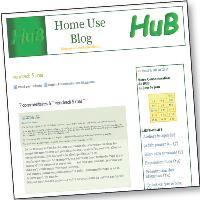 Le Home Use Blog permet aux consommateurs de donner leur avis sur des produits en test et de partager leurs expériences.