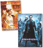Les films Matrix et Existenz surfaient déjà sur cette idée de réalité virtuelle, où l'homme ne distingue plus clairement le réel du virtuel.